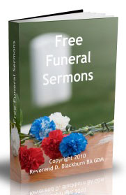 Free Funeral Sermons | How To Write A Funeral Sermon