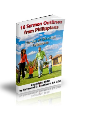 Sermon Help | Writing Sermons And Sermon Outlines