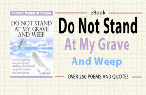 Best Funeral Service Poems